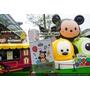 台北101旁展覽活動 迪士尼Tsum Tsum派對嘉年華 到Fashion Guide下載FG APP可得到免費體驗卷喔!