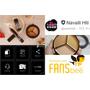 用LINE購物好方便,FANSbee機器人x Navalli Hill 購物教學x戰利品開箱