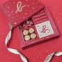 新春限定金采巧克力禮盒,新春造型,獻上滿滿祝福 !