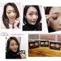 【新春彩妝分享】充滿光暈電眼的KATE凱婷-微熏光暈眼影盒(RD-1、BR-1、OR-1)