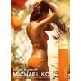 Michael Kors 豔夏花漾女性淡香精,讓你此夏充滿迷人異國香氣 !