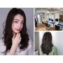 【頭髮。染燙】中和加慕秀自立店Hair Salon~自然有型的電棒捲