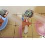 ♡♡極淨源-太極石負離子ion shower淨水器:過濾蓮蓬頭讓我洗澡時也可以很享受♡♡