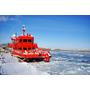 【日本,北海道】北海道流冰,乘風破冰看流冰,紋別破冰船Garingo二號 / Ice Breaker Garingo II。(加映可愛的海豹樂園 / アザラシ シーパラダイス)