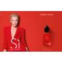 Giorgio Armani經典淡香Si Passione穿上正紅亞曼尼外衣更性感撩心