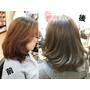 【台南染髮】薇怫髮顏坊/新天地周邊高評價髮廊/染出質感灰色調/回頭率100%