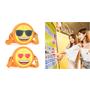 超好拍!信義區新打卡景點「Emoji」表情屋只到3月中