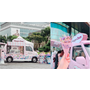 Häagen-Dazs小巴士全台巡迴中!春日限定《櫻花》&《薰衣草藍莓》花甜口味新鮮登場