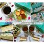 <宅配美食。甜點> 台南美食   鮮粹集烘焙坊   手作綜合點心塔 X 北海道四葉十勝乳酪蛋糕,讓舌尖綻放美妙滋味~*
