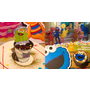 Elmo、Cookie monster...芝麻街經典角色療癒入菜!期間限定想吃要快~