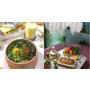 無肉也能歡,肉食者也著迷!全球IG熱搜#佛陀碗 東區打卡創意蔬食餐廳《小小樹食》吃得到