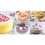 「母親節蛋糕」幸福特搜!冰淇淋蛋糕、玫瑰花瓣蛋糕...給媽媽送上最美味的心意吧!