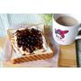 [食譜]珍奶控最愛的簡易點心 - 黑糖珍珠吐司(超簡單)