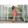 Kefei頂級真皮鞋包,台灣製網購女鞋、網購流行女包-紅格紋果凍包、水鑽休閒涼拖鞋實用又好搭