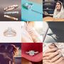 妳試戴了幾家?10家世界知名的夢幻婚戒。大整理