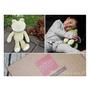 育兒用品║美國miYim有機棉安撫玩具 有機無毒 好夢蛙安撫娃娃32cm 彌月禮物/生日禮物 ❤跟著Livia享受人生❤
