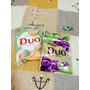 摩拉達美 x 森永 DUO嘟歐雙層QQ軟糖.果汁添加.外Q內嫩的最佳口感。
