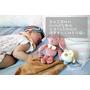 [Miababy]彌月禮物、安撫巾推薦//miYim有機棉安撫玩具//安撫巾&吊掛娃娃,讓寶貝放心親密接觸!!