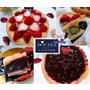 <宅配美食。甜點>Double手作法式甜點   莓莓交響曲X野莓關係,滿滿草莓與野莓,太夢幻X太犯規X太療癒的美味關係~*