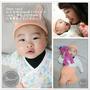 [Miababy]新生兒衣服精梳棉材質♥//BABY TALK//新生兒褲帽組&嬰兒紗布衣,只想給寶寶最安全的溫柔呵護♥♥♥