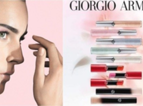 Giorgio Armani最新「粉漾光」訂製彩妝 打造如陽光親吻般的柔美優雅!