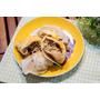 [食譜]深夜食堂之牛肉炒麵蛋餅 - 台酒花雕酸菜牛肉麵《意想不到酒香料理》