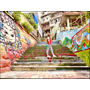 新北城微旅行~淡水龍山寺、淡水祖師廟、戀愛巷、淡水紅樓、重建街、福佑宮3D彩繪