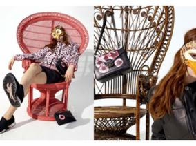 Longchamp 2018秋季系列 以刺青圖案探索古典藝術之美