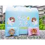 宅配 團購 下午茶點心 水哥食品【米Go丸子】新鮮台灣白米、蕎麥、紫米製作古早味