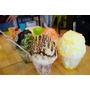 Ice Cafe 弘水(弘水冰店)山形縣美食▋山形特產櫻桃做的櫻桃挫冰,口味酸甜迷人又消暑