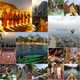 寮國自助行程攻略▋龍波邦(琅勃拉邦)-萬榮(旺陽)-永珍7天旅遊-Laos Backpacking Guide ▋ Luang Prabang-Veng Viang- Vientiane 7days Travel