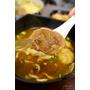 打火牛肉麵.宜蘭市~蔥燒口味湯頭濃郁肉大塊、蔬果湯頭甘甜順口