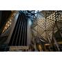 【亞洲,澳門】2018年澳門新地標~摩珀斯飯店(Morpheus Luxury Hotel);曲線女王札哈.哈蒂(Zaha Hadid)遺作。