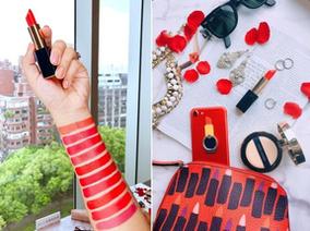 雅詩蘭黛「絕對慾望奢華潤唇膏」網羅全球熱賣色重新出擊!專為亞洲膚色設計怎麼擦都超顯氣色