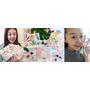 日本Pikka Pikka毛孔洗臉潔淨布-最溫柔呵護的細纖維巾,零死角洗淨,不再擔心肌膚拉扯