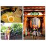 [2018東京遊]不一樣的日式風情 - 淺草.雷門、一蘭拉麵、隅田公園紫陽花(住宿Dormy Inn Express淺草)