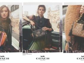 COACH全新手袋DREAMER!「大膽撞色x實用性高」成為最具女性風格的象徵性包款!