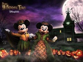 Halloween Time !《聖誕夜驚魂》迪士尼惡人強勢回歸