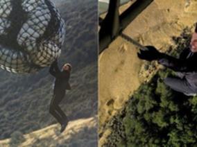 <不可能的任務:全面瓦解>史上最難動作戲!阿湯哥挑戰極限、搏命演出