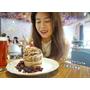 北大標準網美店【Niko Niko Cafe】早午餐,下午茶,輕食,鬆餅,花牆,乾燥花|三峽北大|北大美食|北大早午餐