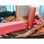 [美妝-唇彩]BeautyMaker迷霧光絲柔唇膏#4純情迷霧~玫瑰金的唇管好有質感&時尚乾燥玫瑰色.....美呆惹!!!