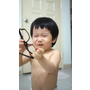 巴菲特第一次戴眼鏡當書生