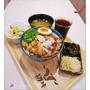 【初牛.炭火直燒丼飯專賣店】精選食材牛排丼飯,白飯味噌湯吃到飽|中和日式丼飯推薦|中和日式料理推薦|中和環球美食