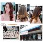 【浪漫水分子雕塑燙髮分享】好漾髮妝造型@台北大安/染燙護髮