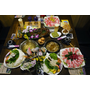 新莊有機火鍋推薦-喜園涮涮鍋,慈心有機農場直送蔬菜、有機認證海鮮及生鮮食材,多樣化湯底新鮮美味又養生