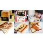 ▋朝司暮想肉排蛋早餐▋宜蘭中山店~經典肉排蛋土司人氣吃法,不油不膩,簡單營養又美味的早餐組合