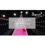 旅遊/2018//華泰名品城GLORIA OUTLET//☆時尚的聖誕村☆超夢幻粉紅聖誕樹,桃園下雪了~