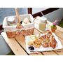 【宜蘭美食】慢漫窩飲食堂 #平價美食 #咖啡 #鬆餅 #早午餐 #乾燥花 享受慢步調的放鬆時光