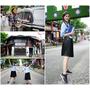 民國街(重慶兩江國際影視城).重慶旅遊推薦~以民國歷史、巴渝特色為主題的老重慶特色街區,換裝拍照也很有趣