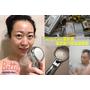 [衛浴用品推薦]Temp.Care溫感適  溫度顯示除氯蓮蓬頭,沐浴、淨水、洗臉都好安心!
